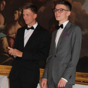Feierliche Auszeichnung 2014