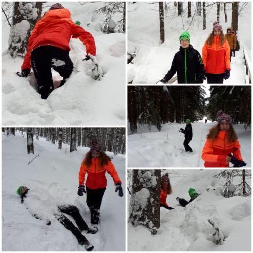Exklusiv-die ersten Bilder vom Skilager